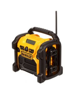 DeWalt DCR018 12V - 20V MAX Cordless/Corded Compact Worksite Radio