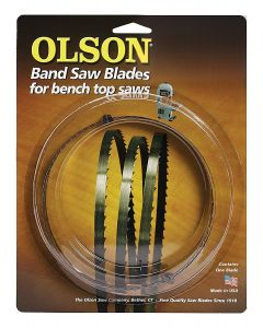 "Olson WB55356BL 56-1/8"" x 1/4"" x 6T Band Saw Blade"