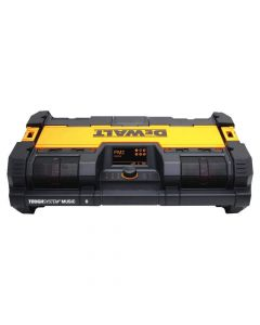 DeWalt DWST08810 ToughSystem Music and Radio System with Mobile Charger