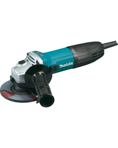 "Makita GA4530 4-1/2"" Angle Grinder with Lock-On Switch, 6 Amp"