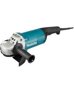 "Makita GA7060 7"" Angle Grinder, Rear handle trigger switch with lock-on feature, 8500 RPM, 15 Amp"