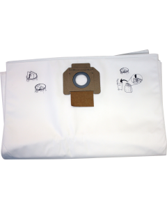 Makita P-78293 Fleece Dust Filter Bag, 5/pack