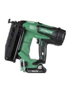 Hitachi NT1865DM 18V Cordless 16-Gauge Finish Nailer Kit