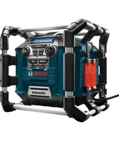 Bosch PB360C PowerBox Jobsite AM/FM Radio/Charger Digital Media Stereo