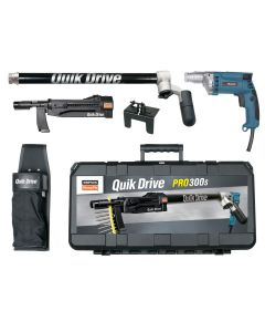 Quickdrive PRO300SM25K Auto Feed Screwgun Kit