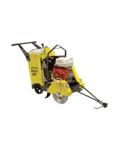 Multiquip SP2S13H20A Walk-Behind Flat Saw, 23.75 x 72 x 36.25 inch Overall, 7.5 inch Cutting