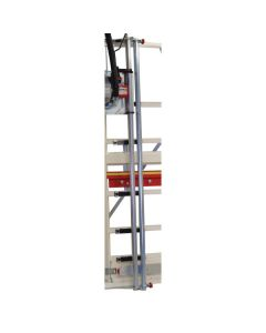 Safety Speed Cut H660 Hold-Down Bar, H6 Panel Saw