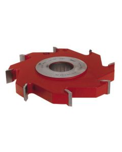 Freud UP179 Groover Shaper Cutter, 6 inch, Carbide, 8 Wings