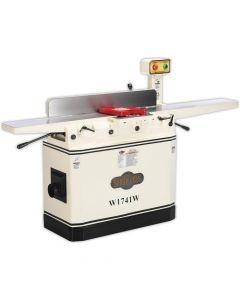 "Woodstock ShopFox® W1741W 8"" Parallelogram Jointer, 3 HP"
