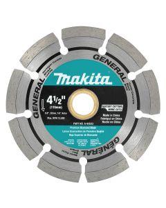 "Makita A-94683 4-1/2"" General Purpose Segmented Diamond Blade"