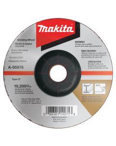 "Makita A-95978 6"" Inox Grinding Wheel"