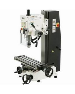 """M1111 6"""" x 21"""" Variable Speed Milling/Drilling Machine, 1 HP, Cast Iron"""