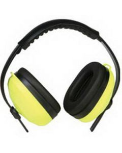 ERB 105 Deluxe Ear Muff Lime, 26db