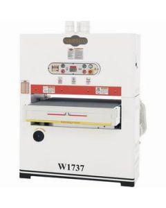 """W1737 37"""" x 60"""" Wide Belt Sander, 10 HP 1-Phase"""