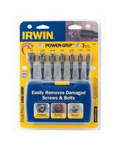 394100 7-Piece Screw and Bolt Extractor