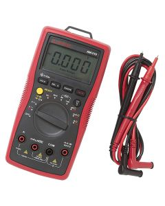 Amprobe AM-510 Commercial/Residential Digital Multimeter with Non-Contact Voltage Detection