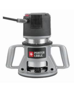7519 Porter-Cable Speedmatic Single Speed Router, 3-1/4 Hp, 15 Amp, 120 VAC