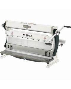 """M1042 24"""" 3-in-1 Sheet Metal Machine"""