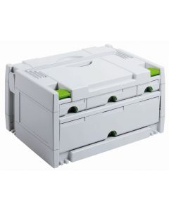 Festool 491522 4-Drawer Sortainer Storage Unit