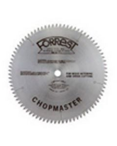 "10"" 80T ATB Chopmaster Saw Blade with 5/8"" Arbor, 7/64"" Kerf"
