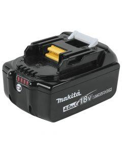 Makita BL1840B 18V LXT Lithium‑Ion 4.0Ah Battery
