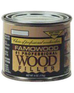 36041130 Famowood Wood Filler, 6 oz, Pine