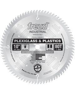 LU94M010 10 X 80 X 5/8 TCG Plexi/Plastic
