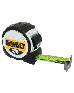 """DeWalt DWHT33385(L) 1-1/4"""" x 25' Tape, 13' stand out"""