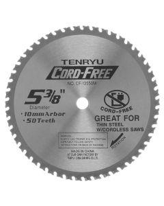 """Tenryu CF-13550M 5-3/8"""" Cord Free Saw Blade"""