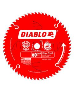 "Freud D0660A 6-1/2"" 60 Teeth Diablo Finishing Circular Saw Blade"