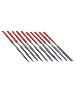 Shop Fox D2868 Needle File Set, 10 Piece