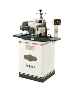 """W1812 2 HP 7"""" Planer / Moulder with Stand"""
