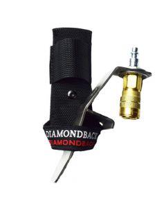 Diamonback Toolbelts DB4-12-BK-X-X Gun Loop, Black