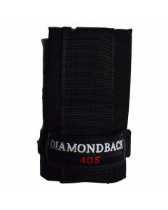 Diamondback Toolbelts DB4-5-BK-X-X Lo-Rider Hammer Loop, Black