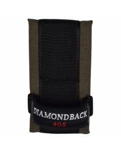Diamondback Toolbelts DB4-5-OV-X-X Lo-Rider Hammer Loop, Olive Green