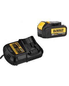 DeWalt DCB200C 20V MAX 3.0 Ah Battery & Charger Kit