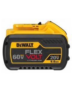 DeWalt DCB609 FLEXVOLT 20V/60V MAX* Battery Pack, 9.0 Ah
