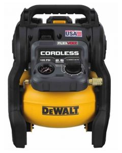 DeWalt DCC2560T1 FLEXVOLT® 60V MAX* 2.5 Gallon Cordless Air Compressor