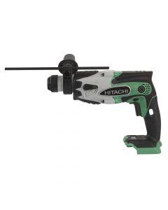 Hitachi DH18DSLP4 18V Lithium-Ion SDS Plus Cordless Rotary Hammer, Bare Tool
