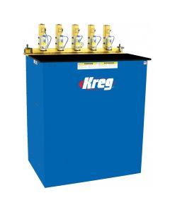 Kreg DK5100 3/4 HP 5-Spindle Panel Boring Pocket Hole Machine