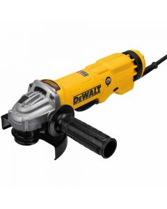 "DeWalt DWE43114N 4-1/2"" - 5"" Angle Grinder, 13 Amp, Paddle Switch"