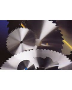 """10"""" 200T HSS Saw Blade for Non-Ferrous, 3/32"""" Thick, 5/8"""" Arbor"""