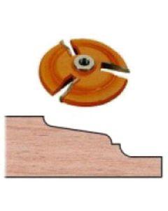 "MT-54-009 Raised Panel Shaper Cutter, 3/4"" Bore"