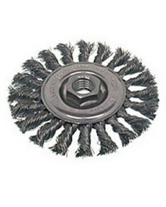 "26262 4"" x .014 M14 Knot Wire Wheel Brush"