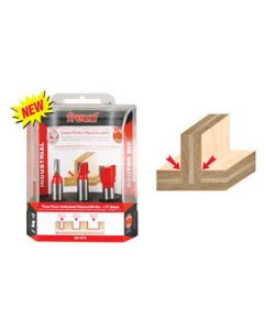 89-670 Freud Diablo Router Bit Set, 3 Piece