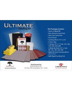Bush Ultimate Finishing Kit - Large Kit