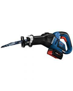 """Bosch GSA18V-125N 18V EC Brushless 1-1/4""""  Stroke Multi-Grip Reciprocating Saw, Bare Tool"""