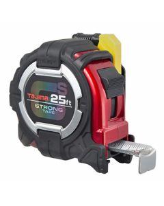 Tajima GSSF-25BW GS Lock 25' Tape with Safety Belt Holder
