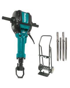 "Makita HM1812X3 1‑1/8"" Hex 70 lbs Advanced AVT Breaker Hammer"