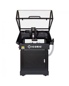 """ICONIC i2015XMT 20"""" x 15"""" CNC Router Education Package with Safety Enclosure, Mobile Base and Training"""
